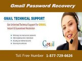 Forgot Gmail Password? Dial @1-877-729-6626- Toll Free Number