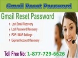 Toll free number will recover forgot Gmail Password @1-877-729-6626