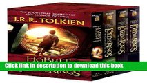 Ebook The Hobbit and the Lord of the Rings (the Hobbit   the Fellowship of the Ring   the Two