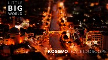 Kosovo Kaleidoscope (Time Lapse - 4k - Tilt Shift)
