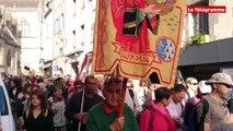 Quimper. Les 1.400 marcheurs du Tro Breizh ont quitté Quimper