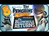 The Penguins of Madagascar Dr  Blowhole Returns - Again