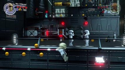 LEGO STAR WARS : Le Reveil de la Force - Gameplay