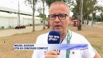 JO - Les chevaux de l'équipe de France d'équitation à Rio