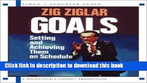 Books Goals: Setting And Achieving Them On Schedule Full Online