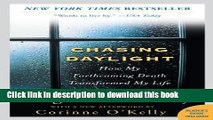Books Chasing Daylight: How My Forthcoming Death Transformed My Life Free Online