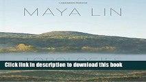 Read Maya Lin: Topologies Ebook Free
