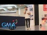 Derrick Monasterio - Give Me One More Chance | LIVE at SM Baliwag