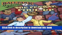 Download Books Ballpark Mysteries #1: The Fenway Foul-up (A Stepping Stone Book(TM)) PDF Online