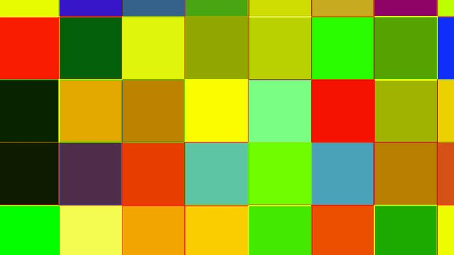 Color squares.
