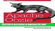 [Read PDF] Apache Oozie: The Workflow Scheduler for Hadoop Ebook Free