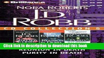 [PDF] J. D. Robb CD Collection 5: Seduction in Death, Reunion in Death, Purity in Death (In Death