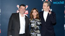 Steven Moffat Doesn't Think Peter Capaldi Will Leave 'Doctor Who' With Him