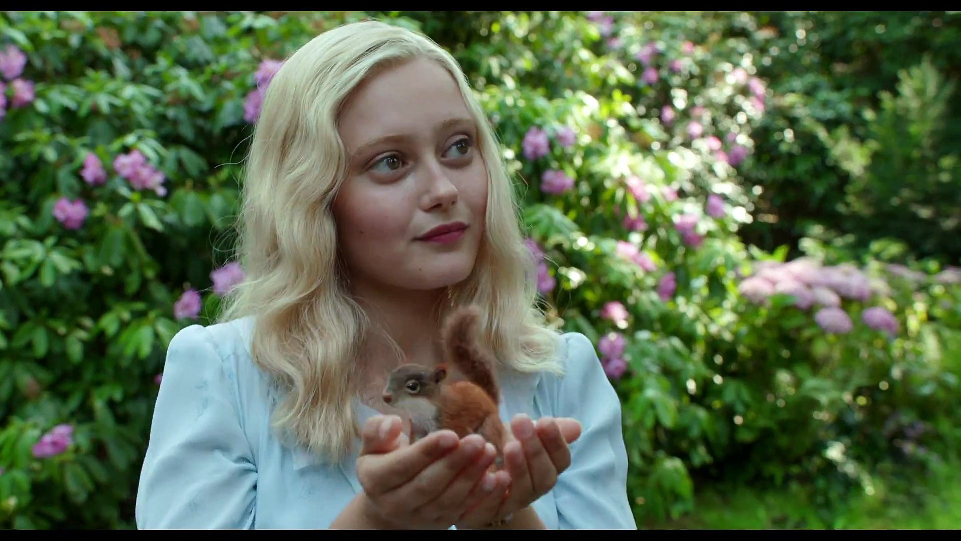 Miss Peregrine S Home For Peculiar Children Official Extended Tv