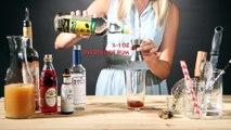 Rum Punch Drink Recipe