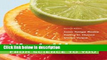 Books Nutrition: From Science to You Plus MasteringNutrition with MyDietAnalysis with Pearson