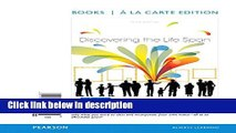 Books Discovering the Life Span, Books a la Carte Edition (3rd Edition) Full Online