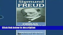 Ebook Obras Completas Sigmund Freud (Biblioteca Nueva / New Library) (Spanish Edition) Full Online