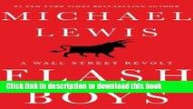 Books Flash Boys: A Wall Street Revolt Free Online