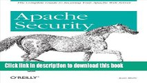 Ebook Apache Security Free Online