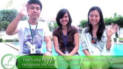 CEBU PHILINTER語学学校のロシア人留学生。フィリピン留学ナビ