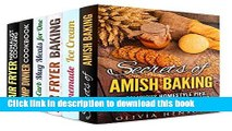 Ebook My Everyday Cookbook Box Set (6 in 1): Baking, Ice Cream Making, Air Fryer, Mug Meals, and