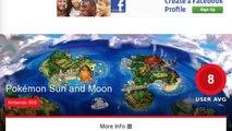 [Newsa] Alolan Exeggutor, Vulpix, Sandshrew And More Revealed In Pokémon Sun And Moon