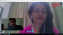 Suicide live on Skype call after Breakup with his GIRLFRIEND - SHOCKING