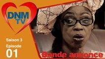 Dinama Nekh - saison 3 - épisode 1  : la bande annonce - Série TV complète en streaming gratuit - Sénégal