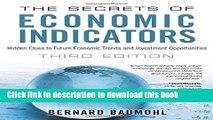 Books The Secrets of Economic Indicators: Hidden Clues to Future Economic Trends and Investment