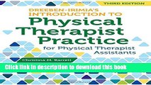 Books Dreeben-Irimia s Introduction To Physical Therapist Practice For Physical Therapist