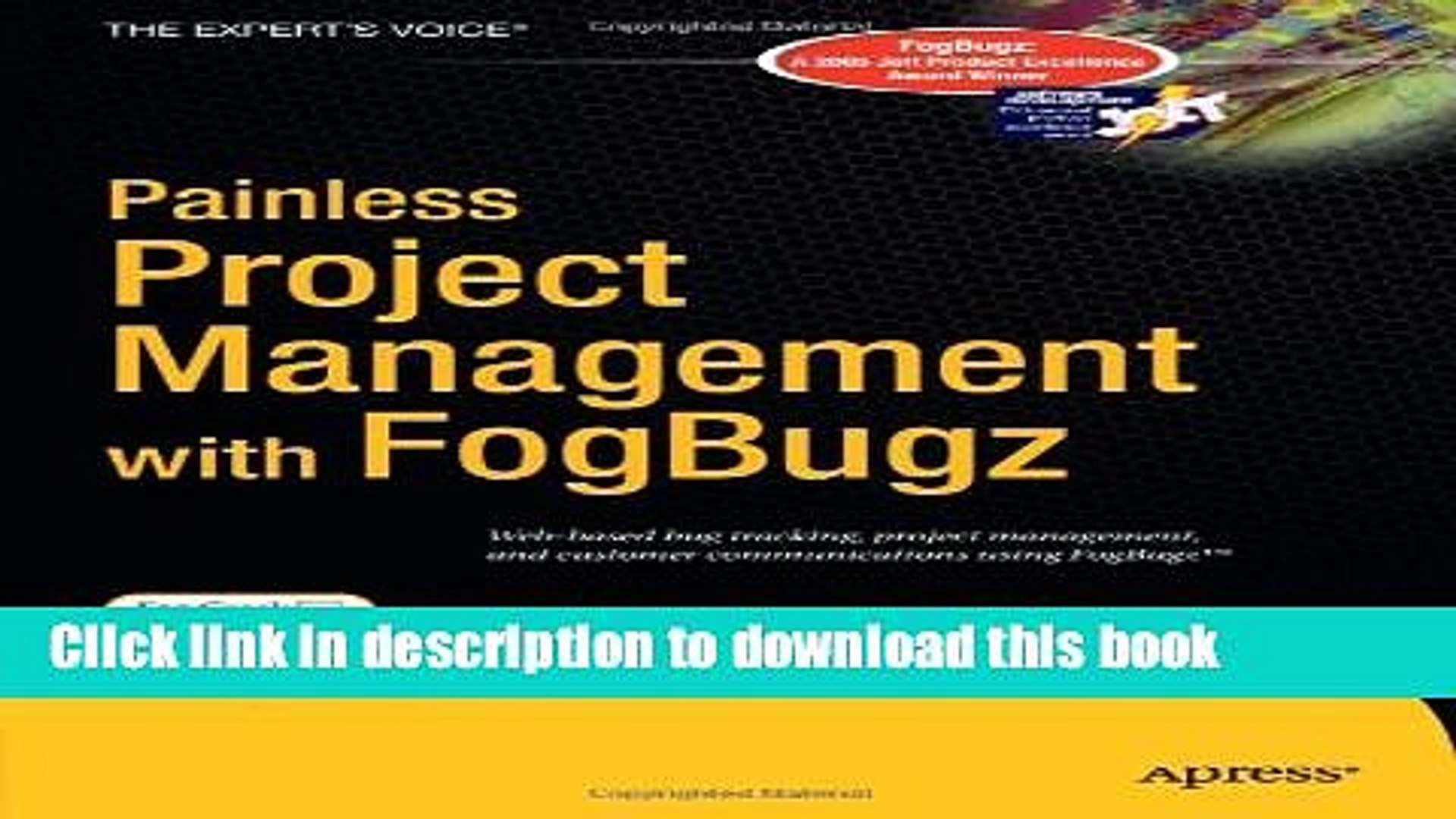 Fogbugz Free books painless project management with fogbugz full online