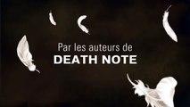 Bande Annonce du manga Platinum End, par les créateurs de Death Note