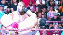 wwe raw Darren Young vs. Titus O'Neil- Raw, Aug. 1, 2016
