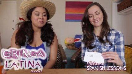 Gringa Latina - S2IE2 - Spanish Lessons (Kollideoscope)