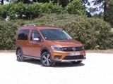Essai Volkswagen Caddy Alltrack 1.4 TSI 125 BVM6 2016
