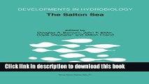 Books The Salton Sea: Proceedings of the Salton Sea Symposium Held in Desert Hot Springs,