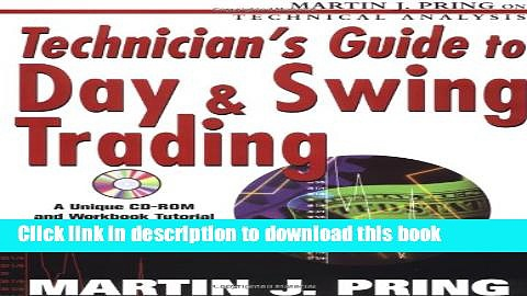 Books Technician s Guide to Day and Swing Trading Free Download