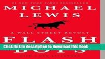 [Read PDF] Flash Boys: A Wall Street Revolt Download Free