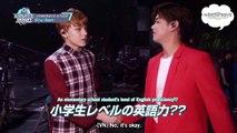 [ENG] 160731 SEVENTEEN Vernon Backstage @ MCountdown (feat. Eric Nam)
