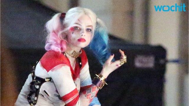 Margot Robbie's Harley Quinn Voice is Based on TAS & The Sopranos