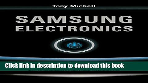 [Read PDF] Samsung Electronics and the Struggle for Leadership of the Electronics Industry Ebook