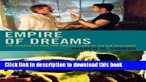 PDF  Empire of Dreams: The Science Fiction and Fantasy Films of Steven Spielberg  Free Books
