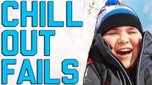 """Epic Skiing and Snowboarding & Icy Water Fails 