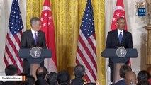 President Obama Says Donald Trump Unfit To Be U.S. President