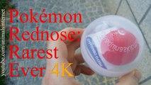 Catching Pokémon Rednose: The Rarest Pokémon Ever   Apanhando Pokémon Rednose: O Pokémon mais raro de sempre   En trains de attraper Pokémon Rednose: Le plus rare Pokémon jamais   4k UHD 2160p