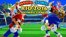 Mario & Sonic at the Rio 2016 Olympic Games - Wii U - boxe e tenis de mesa - boxing and table tennis