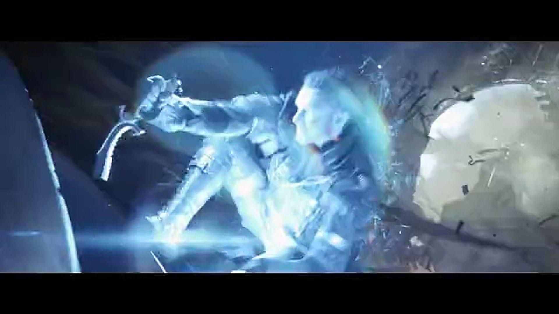Kralın Kılıcı: Final Fantasy XV  Fragmanı 1