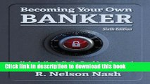 [Read PDF] Becoming Your Own Banker Download Free