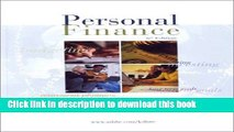 Ebook Personal Finance Free Online KOMP